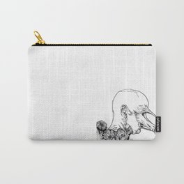 Keep Calm And Tear Your Face Off Carry-All Pouch