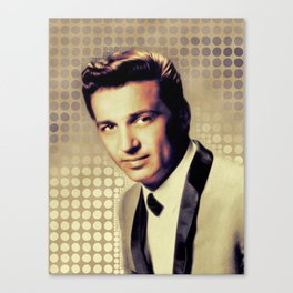 Waylon Jennings, Music Legend Canvas Print