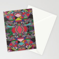 AFRICAN MOTIF  Stationery Cards