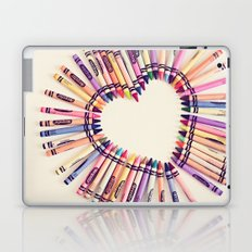 love in every color Laptop & iPad Skin
