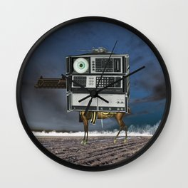 a horse with no name Wall Clock