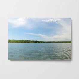 Lake Itasca - Minnesota, USA 11 Metal Print