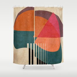 in the autumn Shower Curtain