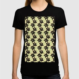 Japanese Floral Pattern 01 T-shirt