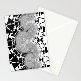 Black & White _ Quartz Center Stationery Cards
