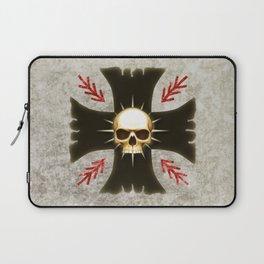 Black Voltigeurs Laptop Sleeve