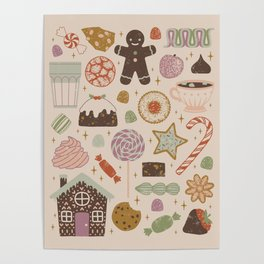 In the Land of Sweets Poster