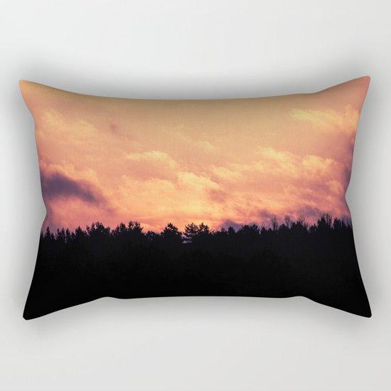 As The Dawn Breaks Rectangular Pillow