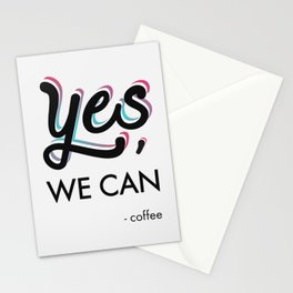 YES, we can. Stationery Cards