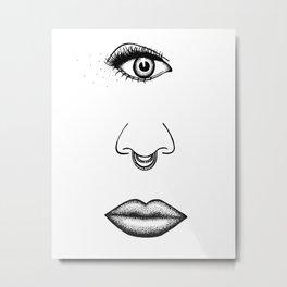 21st Century Cyclops Metal Print