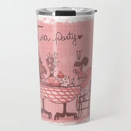 Tea Party! Travel Mug