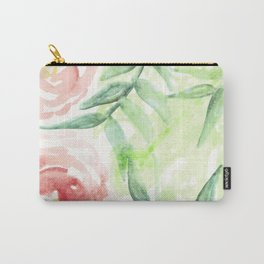 Abstract Tropical Pattern I Carry-All Pouch