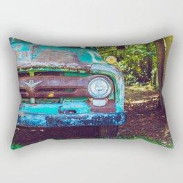 Rust Bucket Rectangular Pillow