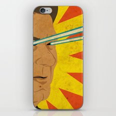 Ronald Raygun iPhone & iPod Skin