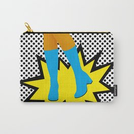 GIRLY BOOTS #3 Carry-All Pouch