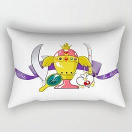 Awaken Rectangular Pillow