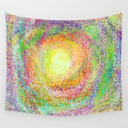 Sun Salutation Wall Tapestry