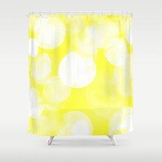 Confetti paint THREE Shower Curtain