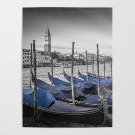 VENICE Idyllic Grand Canal Poster