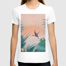 Secret oasis II T-shirt