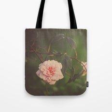 Silent Rose Tote Bag