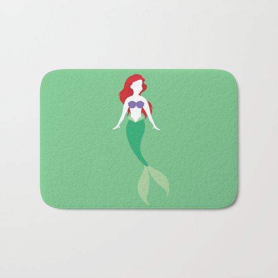 Ariel from The Little Mermaid Disney Princess Bath Mat