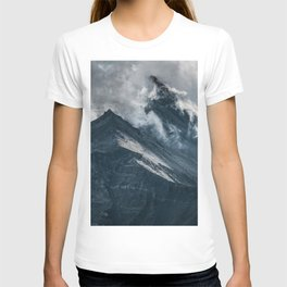 Climbing to the top T-shirt