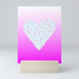 Multitude Love Mini Art Print