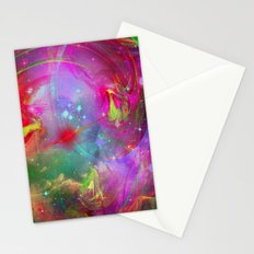 Beyond The Known Stationery Cards