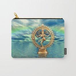 Shiva Nataraja Carry-All Pouch