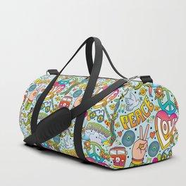 Peace&Love Duffle Bag