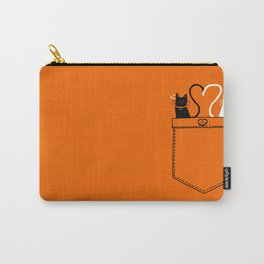 Po-Cats Love Carry-All Pouch