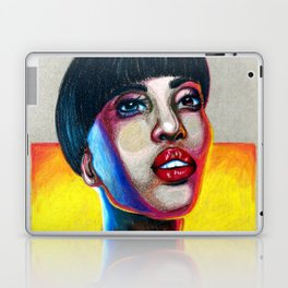 Lady Color Laptop & iPad Skin
