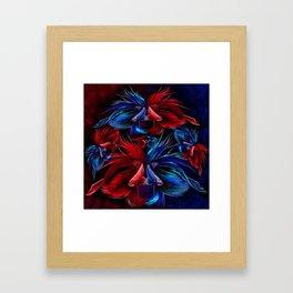 Abstract Beta Framed Art Print