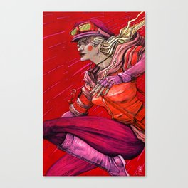 AGENT ORANGE Canvas Print