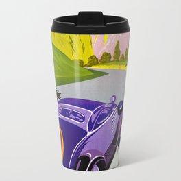 Visit Greece in Auto Travel Travel Mug