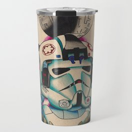 Drop it like its Hoth Travel Mug