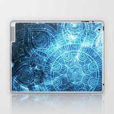 Space mandala 8 Laptop & iPad Skin