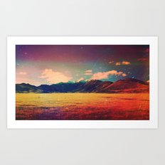 Lovalot Art Print