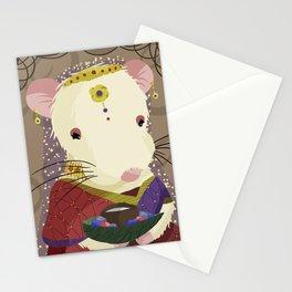 Karni Mata: Rat Goddess Stationery Cards