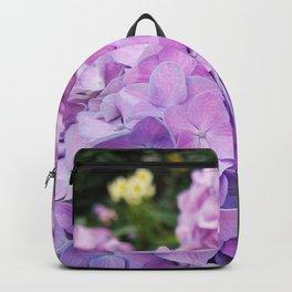 Hydrangea 1 Backpack