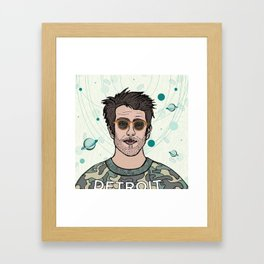drummond Framed Art Print