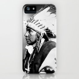 Nsego Shoshone American iPhone Case