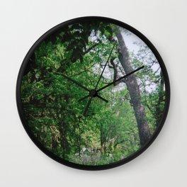 Summer #4 Wall Clock