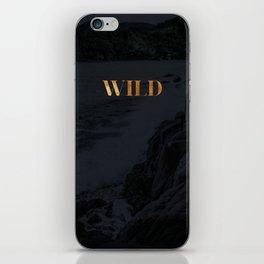 Wild iPhone Skin