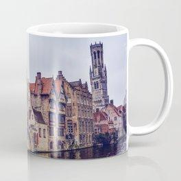 Brugge waterway Coffee Mug