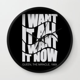 Best English rock band song. For good music lovers Wall Clock