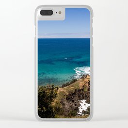 Easterly Coast Clear iPhone Case