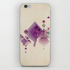 Abstract illustrations iPhone & iPod Skin