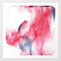 Abstract #49 Art Print